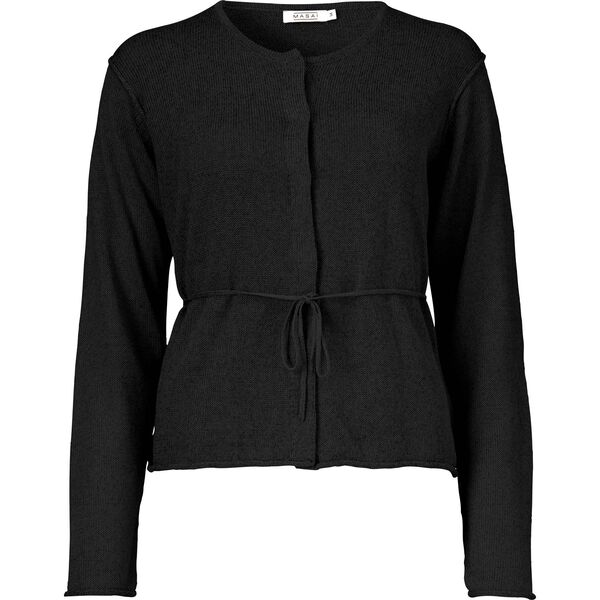 LAMIA CARDIGAN, BLACK, hi-res