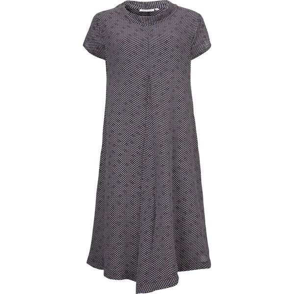 NANETTE DRESS, NAVY, hi-res
