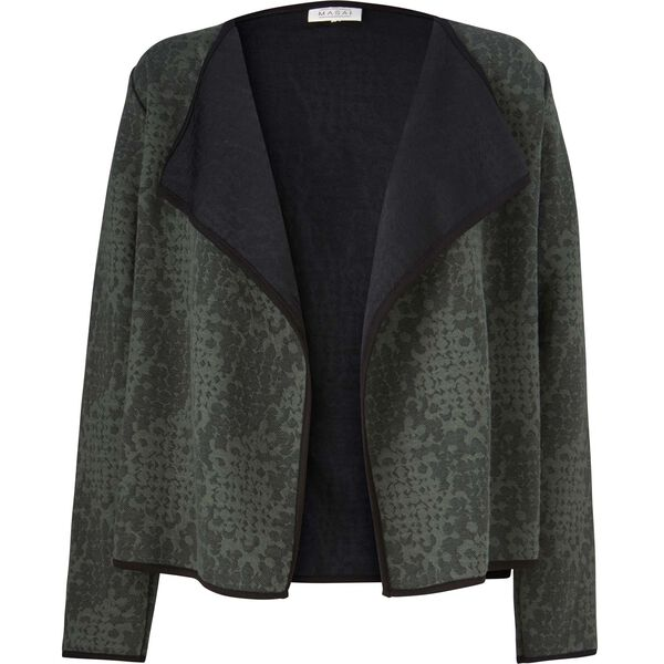 IRI CARDIGAN, EMERALD, hi-res