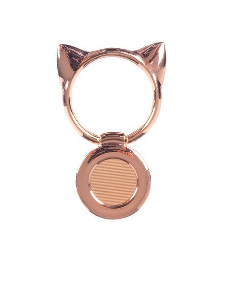 Cat phone ring