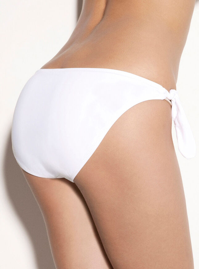 Martinique tie side bikini briefs