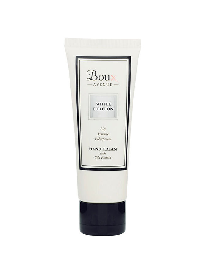 White chiffon hand cream 75ml