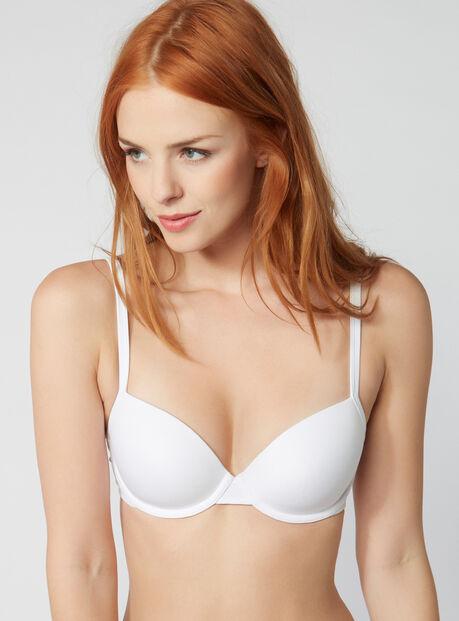 Microfibre t-shirt bra