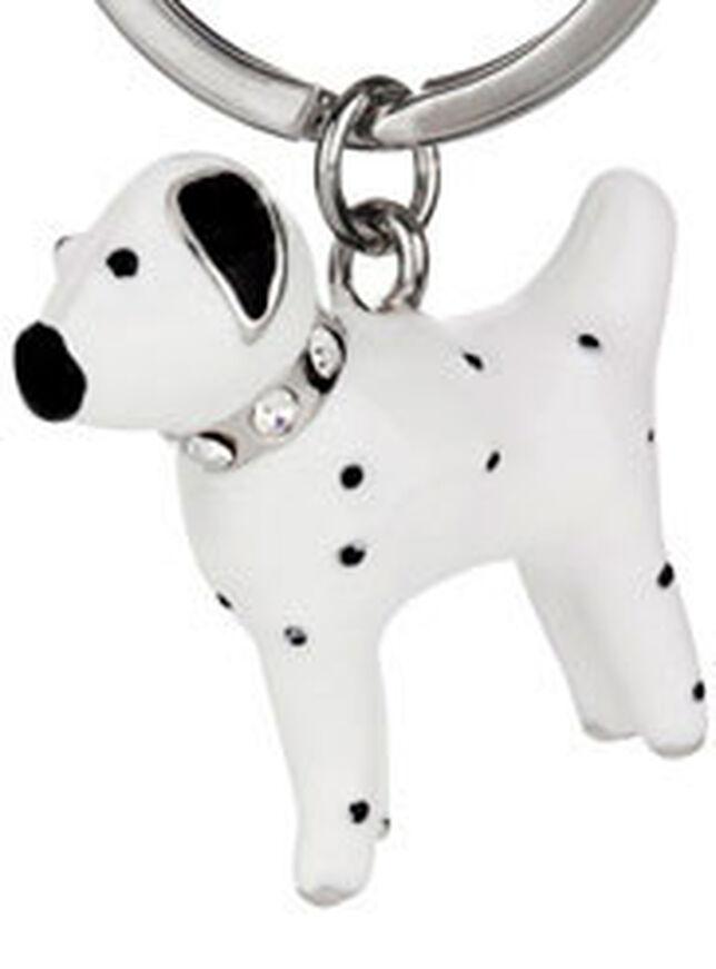 Betty Dog Keyring