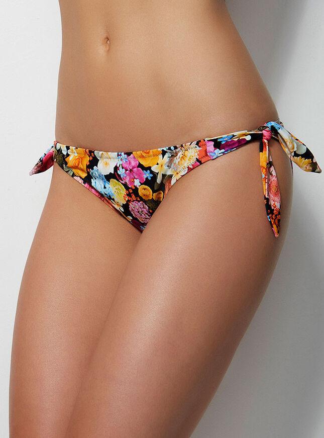 Milano floral bikini briefs
