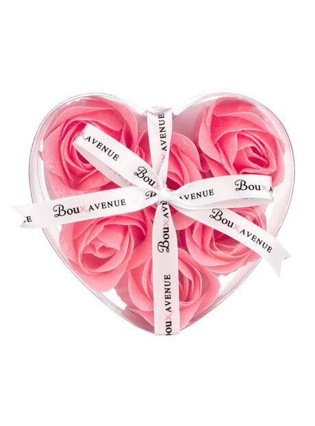 Pink Rosebud Bath Petals