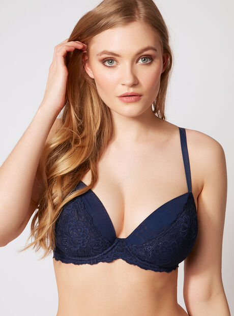 Malise full support plunge bra