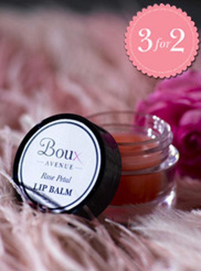 Rose Petal Lip Balm 10ml