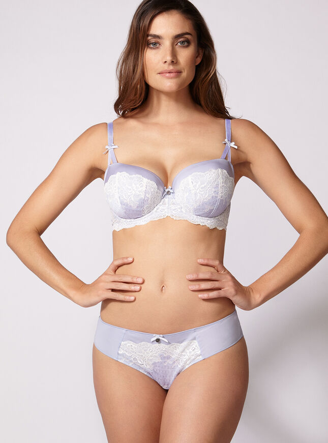 Myah full support balconette bra