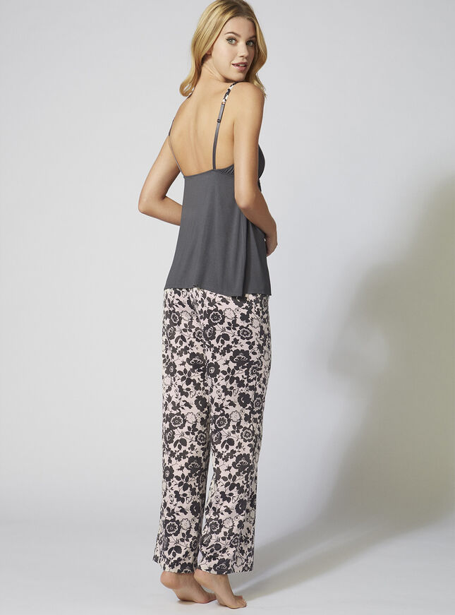 Keely camisole and pants set