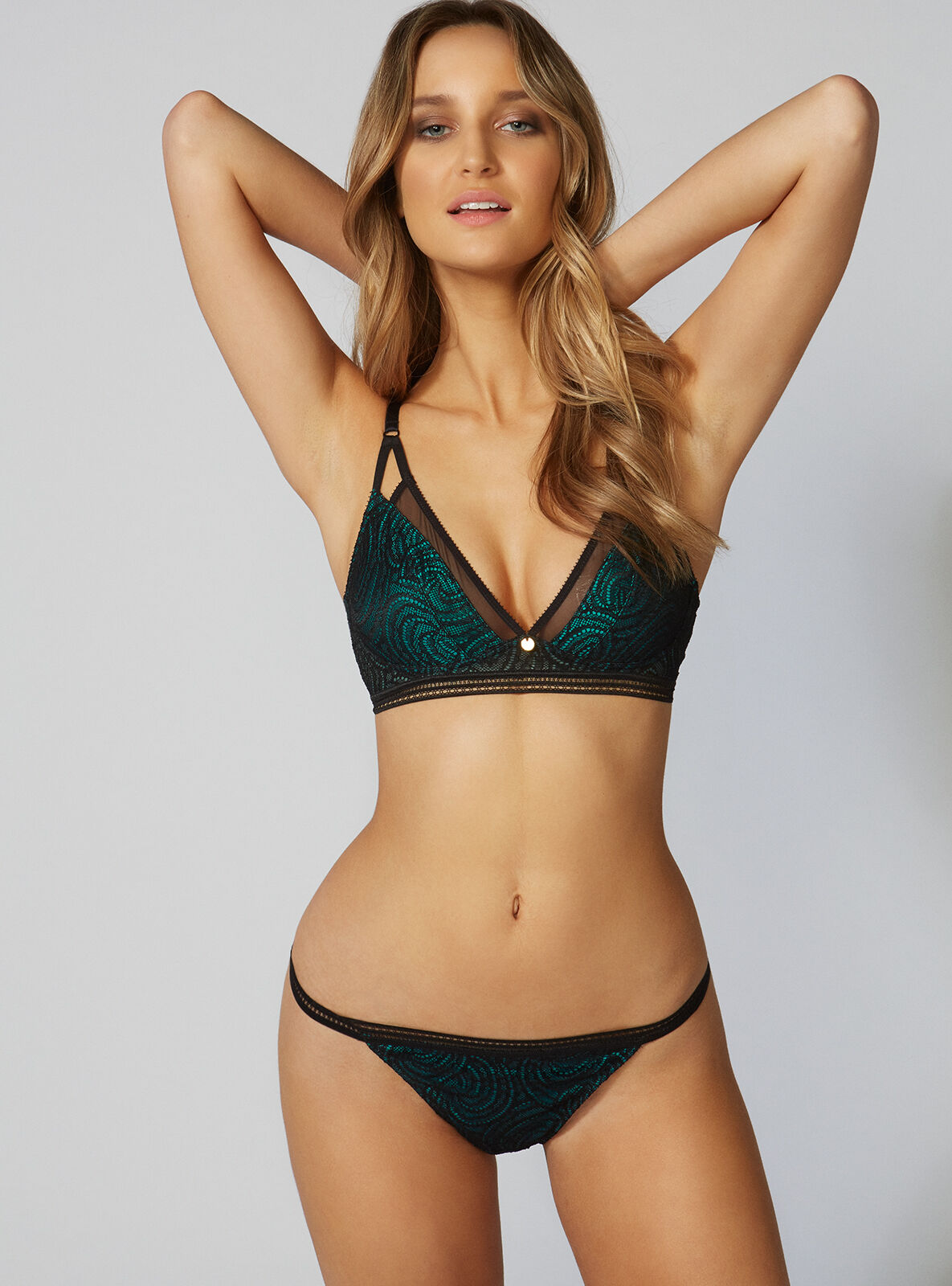 Popular Cheap Price Outlet Store Cheap Online Mel Thong - Green Boux Avenue Discount Get To Buy Visit New xSKomSfxuZ