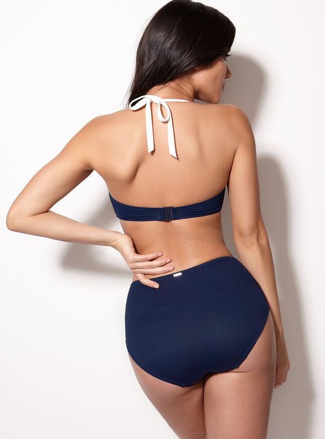Limassol scallop bikini top