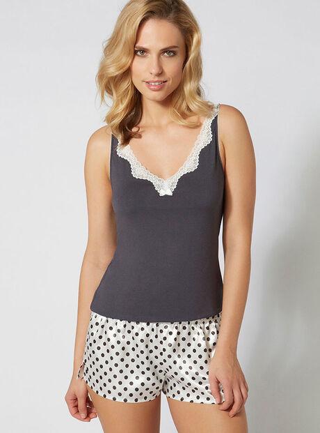Karina camisole and shorts set