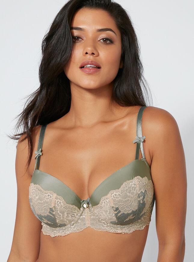 Myah full support balconette bra