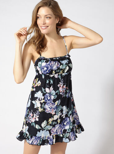 Daydreamer floral chemise