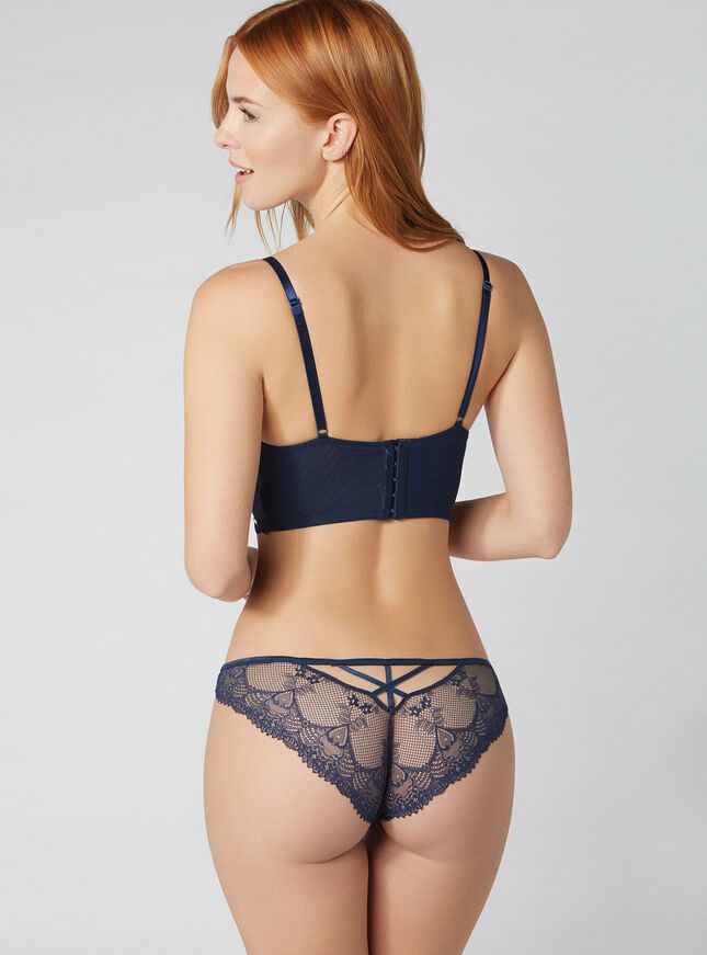 Whitney strappy briefs