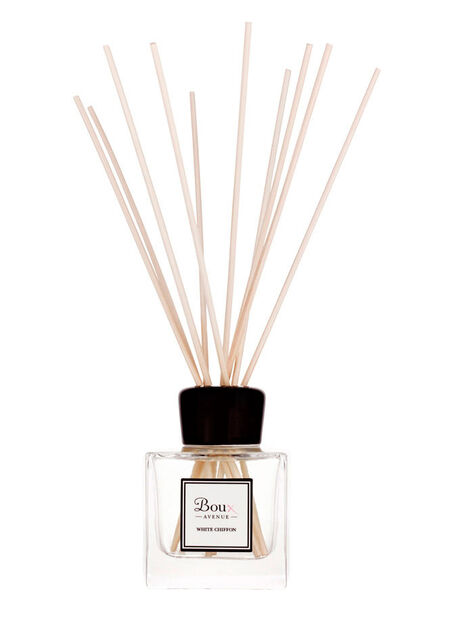 White chiffon reed room diffuser 100ml