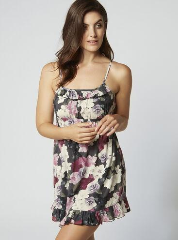 Dusky blossom chemise