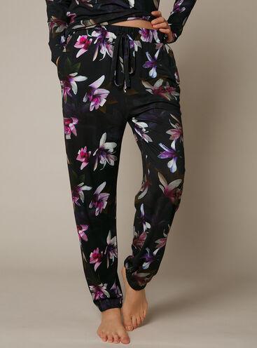 Jess floral joggers