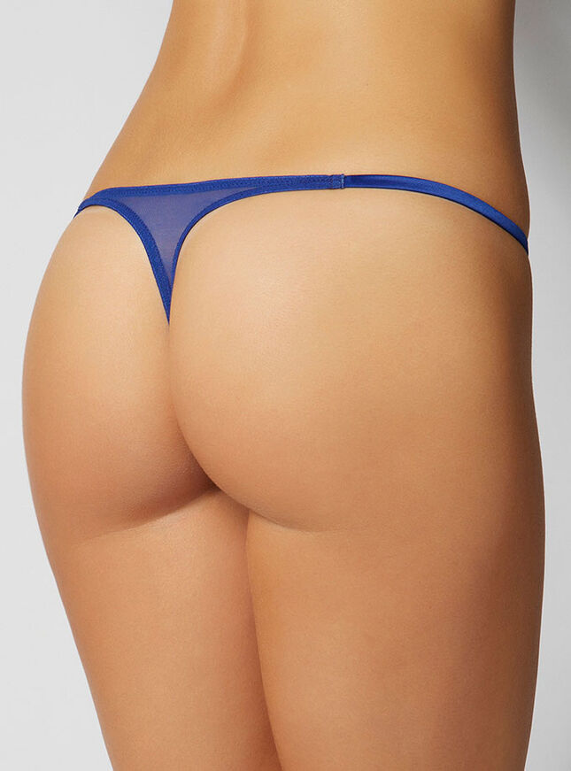 Jodie lace thong