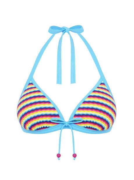 Sydney triangle bikini top