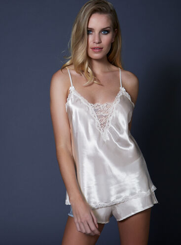 Valerie camisole and shorts set