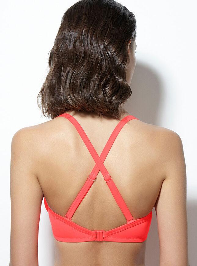 Aruba full support bikini top
