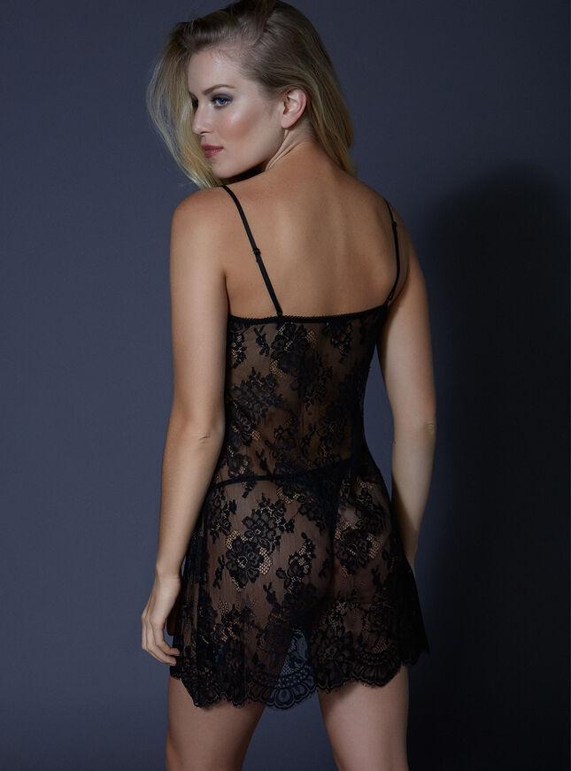 Latisha lace chemise