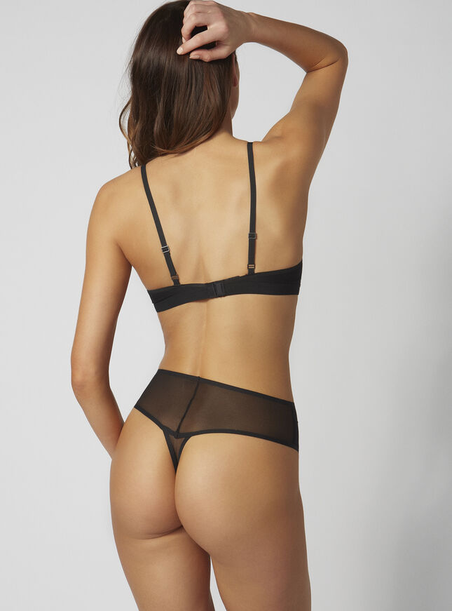 Izadora high waisted thong