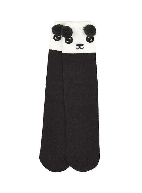 Panda ankle socks