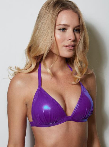 Cabaret triangle bikini top