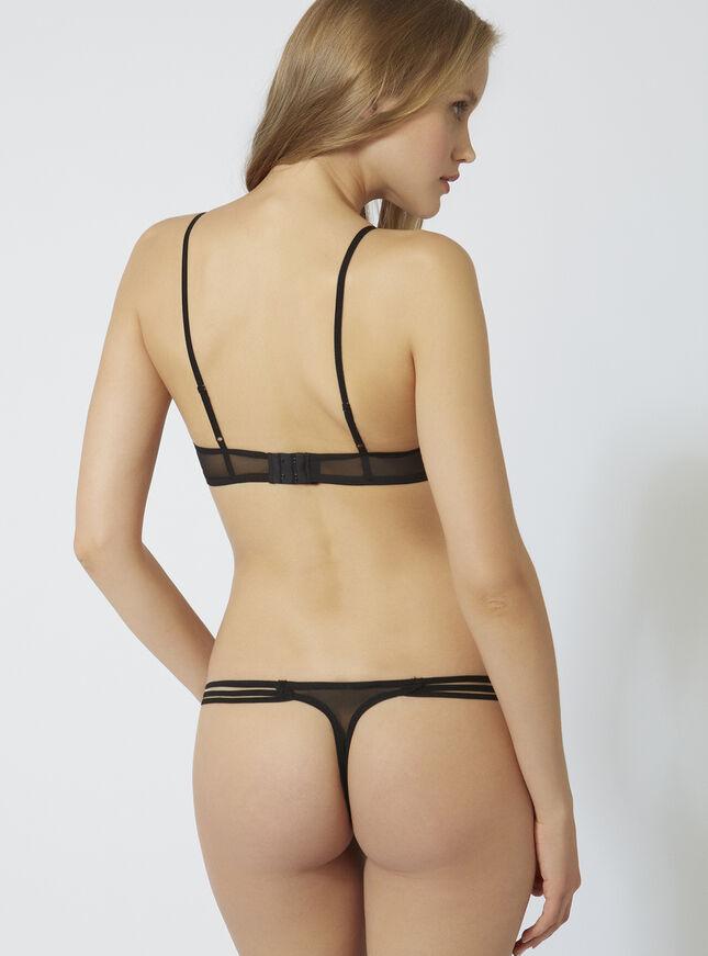 Billi lace thong