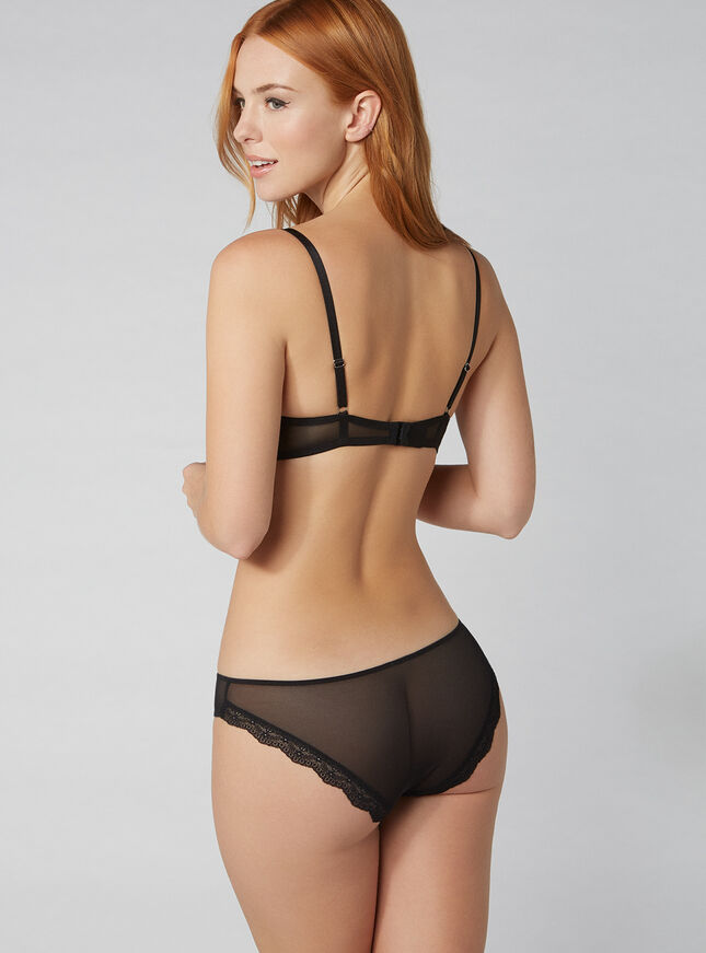 Saffe lace briefs
