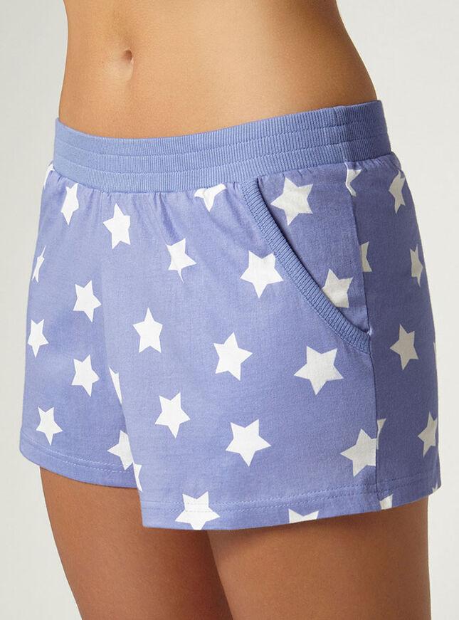Vest and star shorts set
