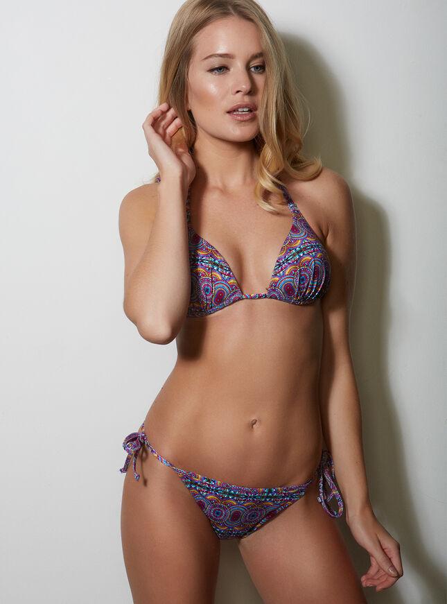 Jewel bikini briefs