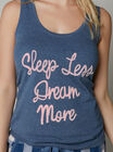 """Sleep less dream more"" pyjama set"