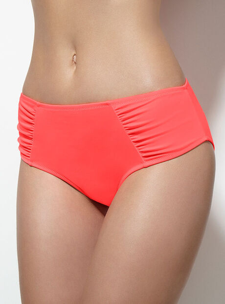 Aruba ruched bikini briefs