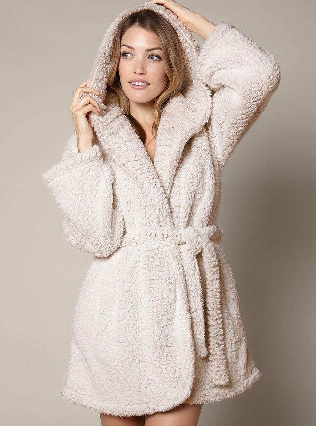 Teddy robe
