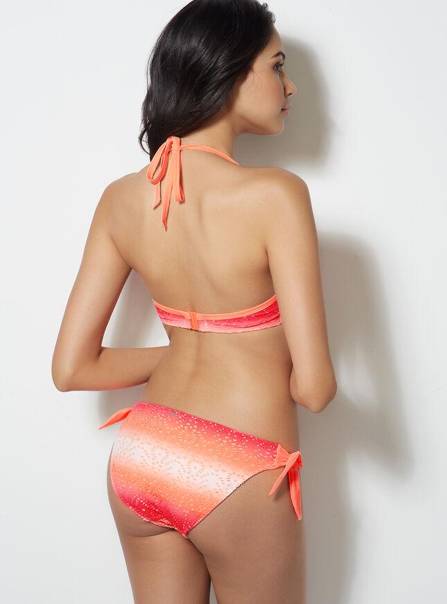 Rhodes crochet bikini top