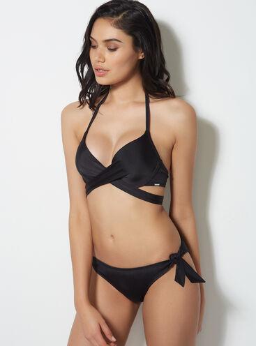 Santiago tie side bikini briefs
