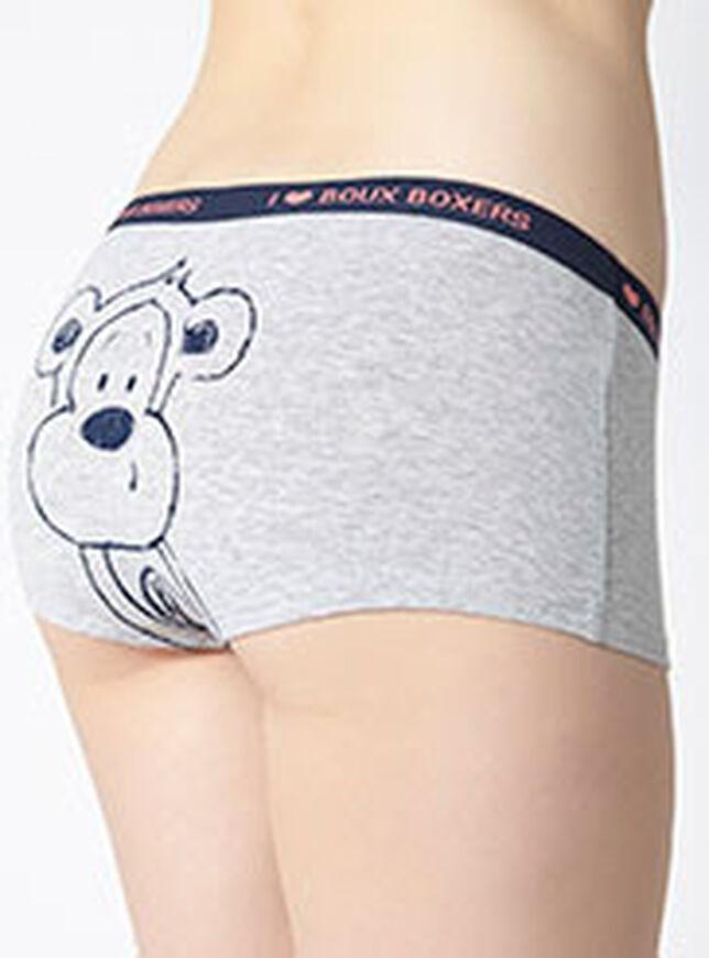 Cheeky monkey boy shorts