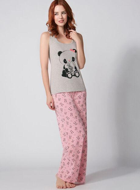 Rare panda pyjama set