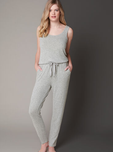 Nia sleeveless jumpsuit