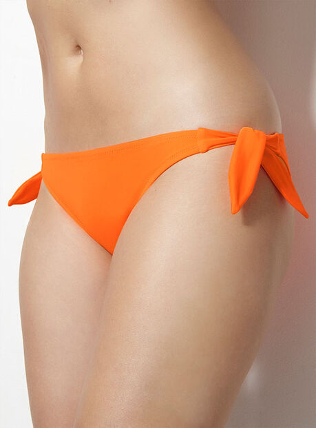 Malia tie side bikini briefs
