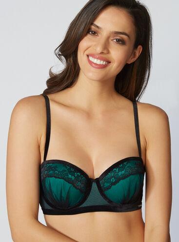 Arianna balconette bra