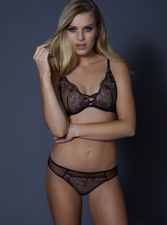 Estelle embroidered briefs