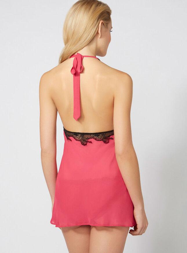 Jacqueline chiffon chemise
