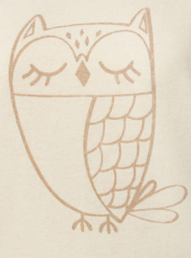 Cool owl pyjama set
