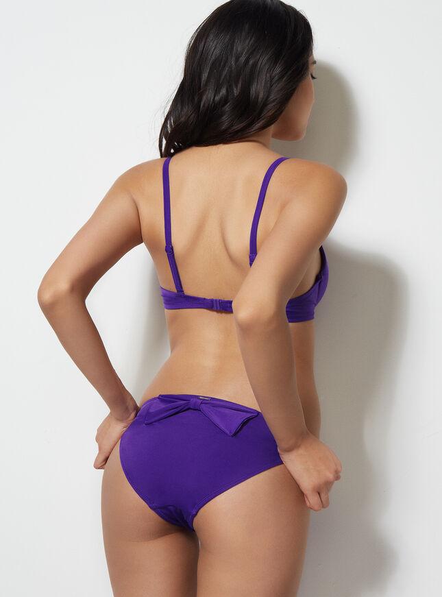 Lanzarote bow bikini briefs