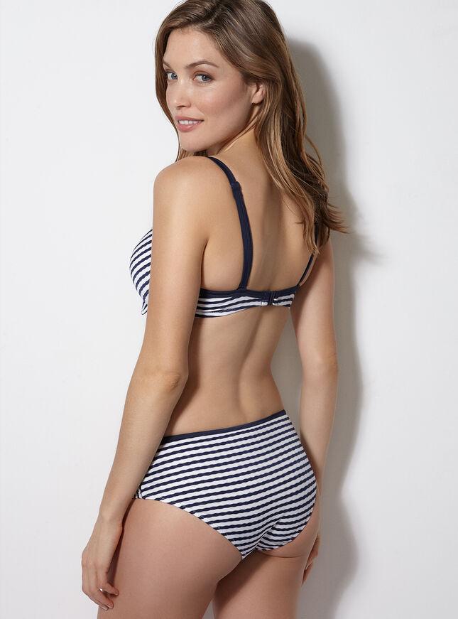 Lauderdale midi bikini briefs